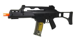 Spring Double Eagle M41A G36 Airsoft Machine Gun Spring Load Assault