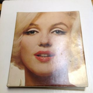 Marilyn A Biography by Norman Mailer 1973 HC 1st Ed 1st Printing
