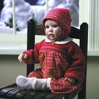Lee Middleton Doll Cozy Winter 21 New