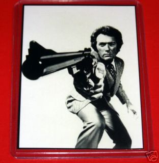 Clint Eastwood Dirty Harry Go Ahead Make My Day Magnet