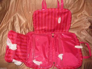 Secret VS PURSE HAND TRAVEL CASE MAKEUP BAG Super MODEL NEW LOGO