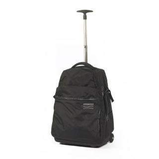 New Mandarina Duck Mens Wheeled Medium Travel Luggage Trolley Bag