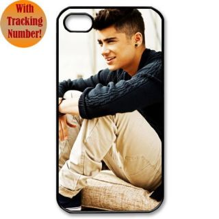 Keep Calm and Love Zayn Malik 1D One Direction Apple iPhone 4 4S Cover