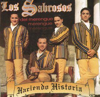 Haciendo Historia Manny Manuel CD Puerto Rico 1993 098195610722