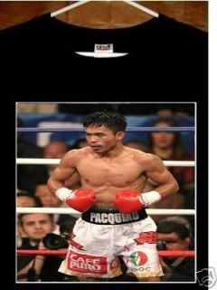 Manny Pacquiao T Shirt Manny Pacquiao Boxer