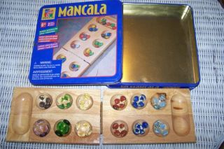MANCALA   African strategy game with colorful gemstones ALL AGES 2