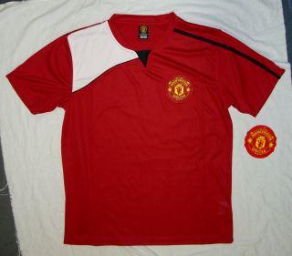 Manchester United soccer jersey football futbol calcio Rhinox style