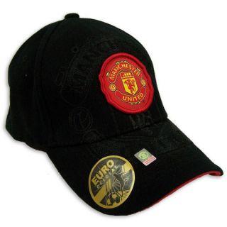 Manchester United Soccer Official Logo Cap Hat Sz s M