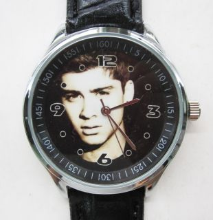 1D One Direction 1 D Leather Strap Watch New Zayn Malik