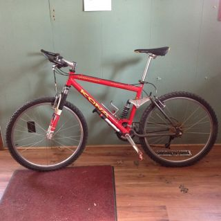 Kona Manomano Full Suspension Mountain Bike