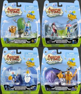 Time with Finn Jake 2 Collector Packs Marceline Ice King Lumpy