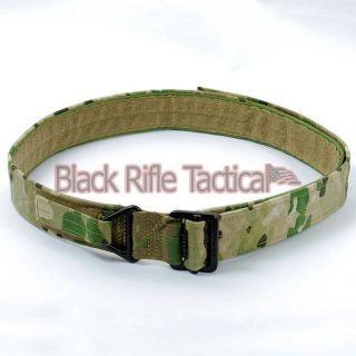 Black Rifle Tactical CORDURA CQB Rescue Riggers Belt MULTICAM One Size
