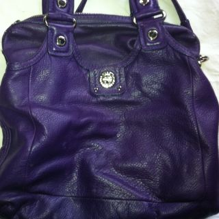 Marc Jacobs Leather Turnlock Purse