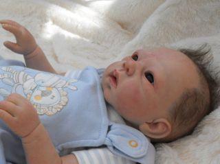 Reborn Doll Fake Baby Elias by Maribel Villanova Josies Rosebuds