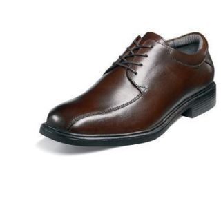 Nunn Bush Marcell Mens Brown Leather Shoe 83364 200