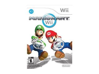 Mario Kart Wii Wii Game Nintendo