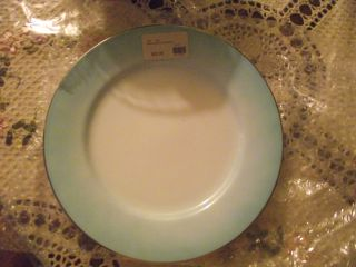 Richard Ginori/Missoni Home   Margherita Dinner Plate NEW Blue and