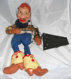 1950s Howdy Doody Marionette Puppet