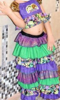 Pageant 3T 4T Mardi Gras OOC Casual Wear