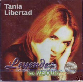 Tania Libertad Serie Leyendas Maria Conchita Alonso