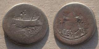 Mark Antony Legionary Denarius LEG XII Antiqua Roman Republic Silver