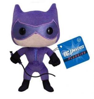 CATWOMAN Plush Doll FUNKO Plushie Batman Dark Knight Toy Collectible