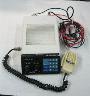 Regency Polaris VHF Marine Radio ARU9PL MT5500XL Day Night 1W 25W