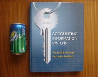 Accounting Information Systems by Marshall B Romney and Paul J
