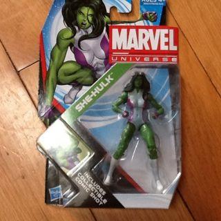 Marvel Universe Action Figures Wave 19 Scarlet Witch Kang She Hulk