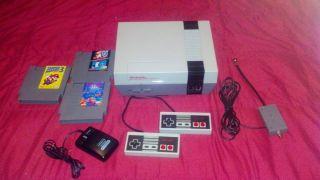 Bundle W/ Tetris, Super Mario Bros./Duck Hunt, and Super Mario Bros 3