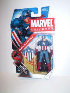 Marvel Universe Action Figure Captain America