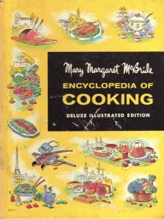 of Cooking Deluxe Illustrated Edition by Mary Margaret McBride