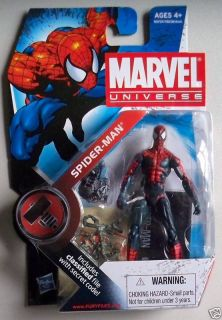 Spider Man Marvel Universe Figure