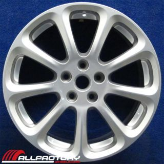Maserati Quattroporte 19 Factory Rear Wheel Rim Silver