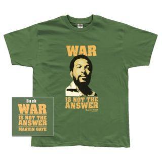 Marvin Gaye War T Shirt x Large