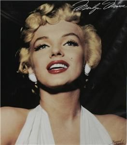Marilyn Monroe Hollywood Star Legend Queen Size Blanket