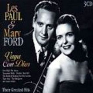 Les Paul Mary Ford Vaya Con Dio Their Greatest Hits 3 CD Box Set 43