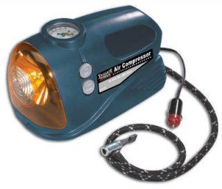 W1557 12 Volt 260 PSI Portable Mini Travel Compressor Inflator