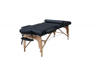 77 Long 30 Wide 4 Pad Portable Massage Table Spa Bed