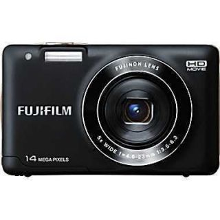 FUJIFILM JX500 14.0 MP DIGITAL CAMERA   BLACK (BRAND NEW IN RETAIL BOX