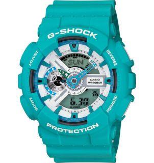 New Casio G Shock GA 110SN 3A ANA Digi Mens Watch