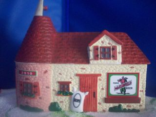Figis Gifts Collectible Marshfield Beer Brewery Barn 2010 Figis