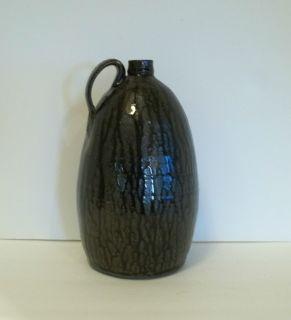 Matthew Hewell Georgia Southern Folk Pottery 1997 John 3 16 Jug