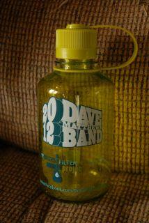 Dave Matthews Band 2012 Water Bottle