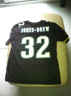 Maurice Jones Drew Jacksonville Jaguars Reebok NFL Football Jersey S