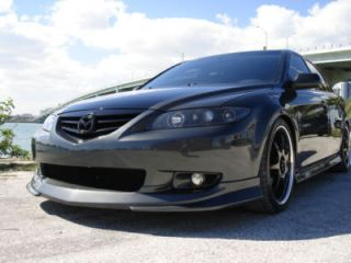 Mazda 6 2003 2005 BR Body Kit Front Lip 03 04 05 Mazda6