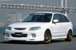 Mazda Protege 5 Body Kit Front Lip 01 02 03 Autoexe