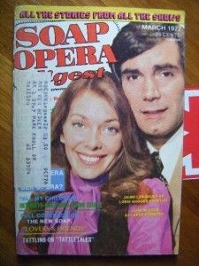 Soap Opera Digest Mar 1977 Game Show John McCook