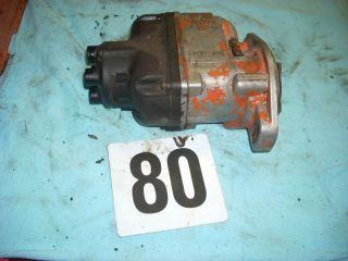 Allis Chalmers WD WD45 WC Tractor Magneto J4B3 Hot