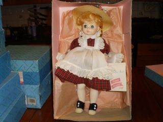 McGuffey ANA Madame Alexander Doll in Original Box
